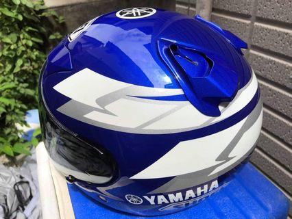 Shoie yamaha factory Helmet
