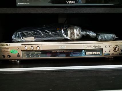 Sony DVD 機