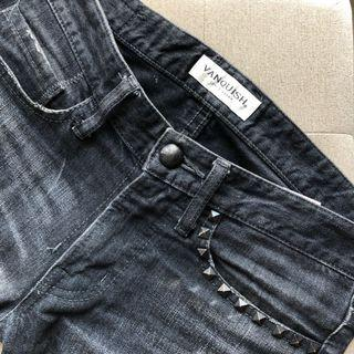 Vanquish welcome denim jeans