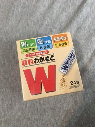 🚚 Wakamoto 若元錠 整腸粉