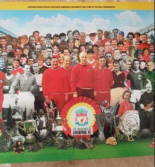 🚚 The treasures of Liverpool FC, by David Walmsley 2004
