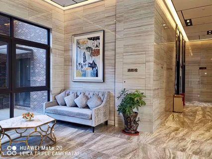 大型屋苑自帶私家泳池,現樓發售,帶裝修即買即入住,即辦房產證
