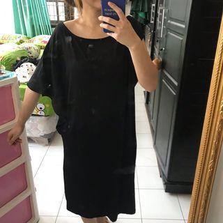 Gaudi Black Dress