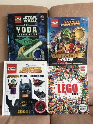 LEGO DK Visual Dictionary