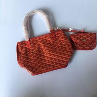 Goyard tote bag (100% NEW)