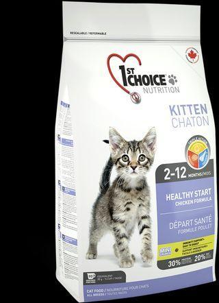 [ReadyStock] 1st Choice Kitten [Freshly Repack] 1kg