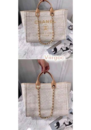 CHANEL 66939/66941 tote bag
