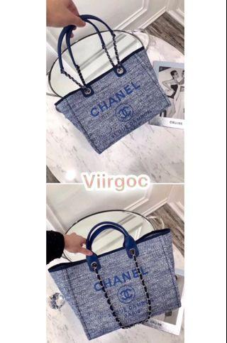 Chanel 66939 /66941 tote bag