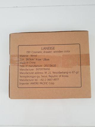 LANEIGE DIY Cosmetic Drawer