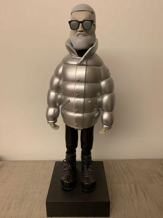 Mr. Moncler Figure