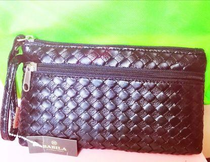 BABILA義大利品牌便攜手提包2層(*全新,附標籤)