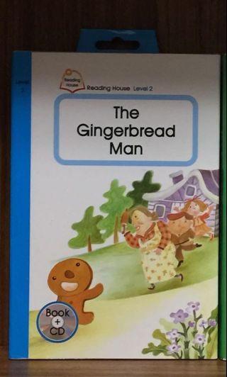 🚚 兒童英語讀物五件組 皆附光碟