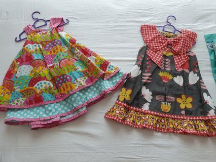 🚚 18 to 24 months Jelly the Pug Dresses