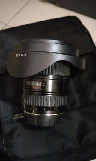 Canon L Lens 17-35