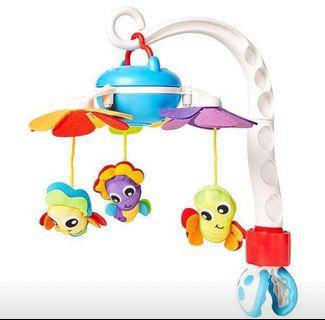 Playgro battery operated musical mobile baby cot cradle stroller pram toy vtech fisherprice leapfrog