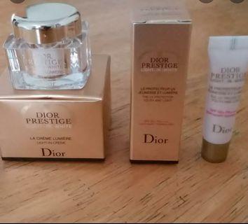 Dior Prestige Sample Set