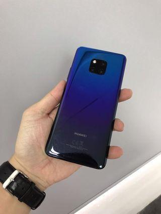 Huawei Mate 20 Pro Twlight Under Huawei Malaysia Warranty
