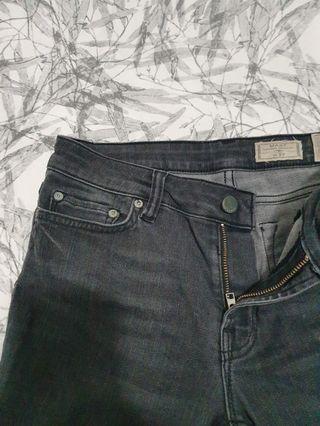 Allsaints Black Skinny Jeans