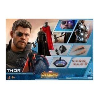 HOTTOYS 《復仇者聯盟3: 無限之戰》 雷神 奇俠 << Avengers: Infinity War >>  THOR MMS474 訂單