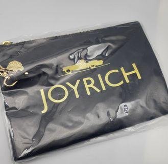 生活類: WTC more x Joyrich clucth bag 拉錬袋手拿袋