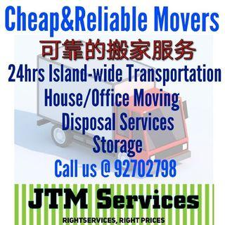 CHEAP MOVER! Moving Furniture/Delivery/Transport/Disposal/Relocation/Disposal/Cleaning/Painting services