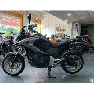 Used Honda NC750X for sale.