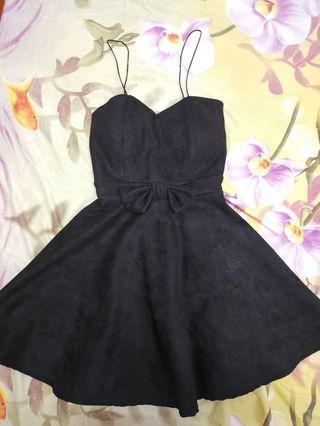 LITTLE BLACK DINNER DRESS