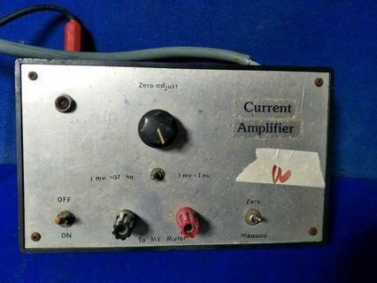 Current Amplifier @$30 Each