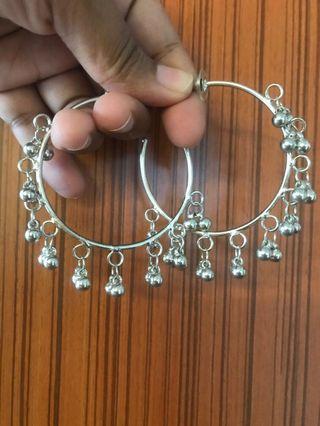 Indian Gungaroo earrings