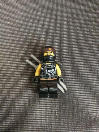 Lego 人仔 ninjago 忍者 Cole