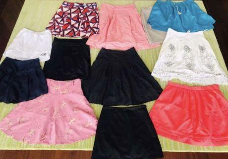 4 piece of Skirts for rp100.000