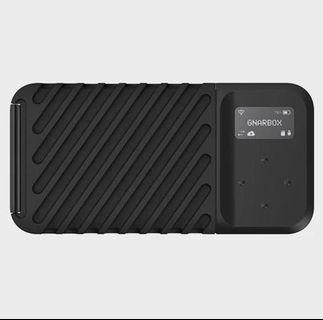 GNARBOX 2.0 SSD 1TB RUGGED BACKUP
