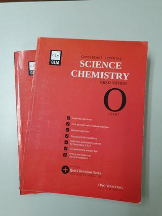 🚚 'O' Level Science Chemistry Guidebook