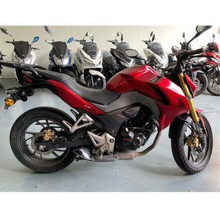 Used Honda CB190R for sale