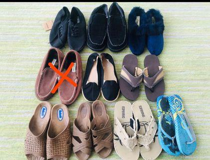 Brand New Unisex Shoes Any 3 shoes for rp100.000