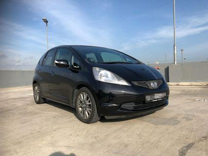 Honda Jazz 1.3A G available for leasing PHV ok