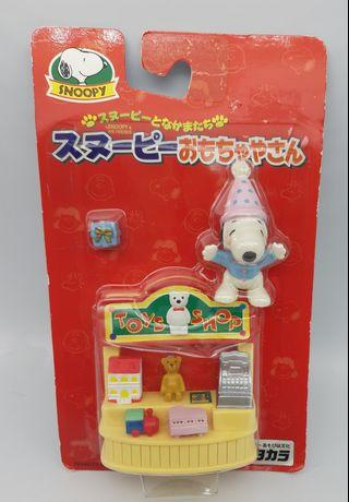 Figure 類: 2008 日本snoopy figures 連埸境~ toys shop