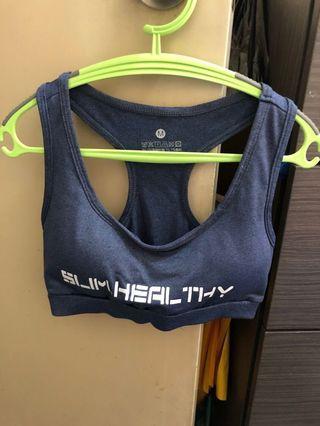 藍色運動bra