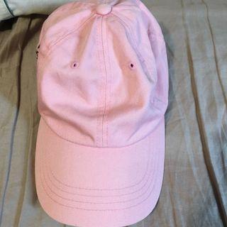 Anti Social Social Club 粉色老帽