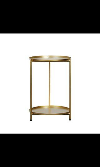 Nordic Iron Round Side Table