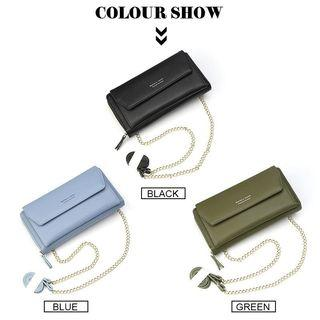 PU LEATHER WALLET BAG