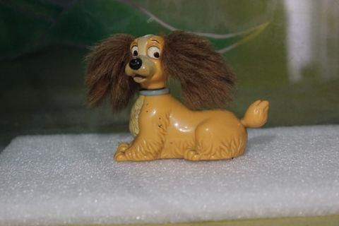 McD Happy Meal: Lady from Lady and The Tramp