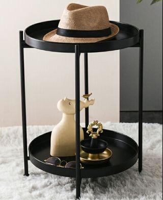 Nordic Iron Round Side/Small Coffee Table