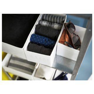 Wardrobe Storage Boxes