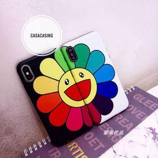 Takashi Murakami Flower Casing iphone6-XR