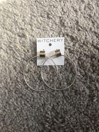 Witchey Hoop Earrings