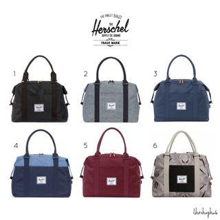 *CHEAPEST AUTHENTIC* Herschel Strand Duffle