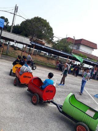 My Train - Hari usahawan sekolah -