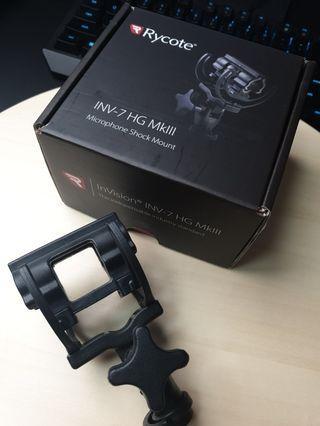 🚚 Rycote InVision INV-HG mk111 shockmount