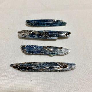 BLUE RAW KYANITE WANDS